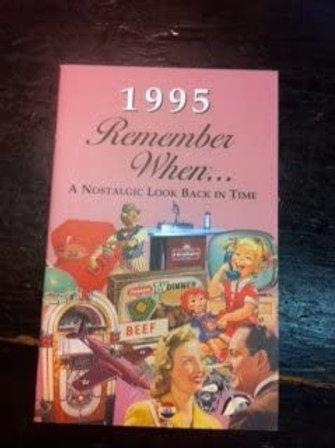 1995 Remember When Kardlet