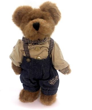 Boyds Bear Plush .....  T. Dean Newbearger