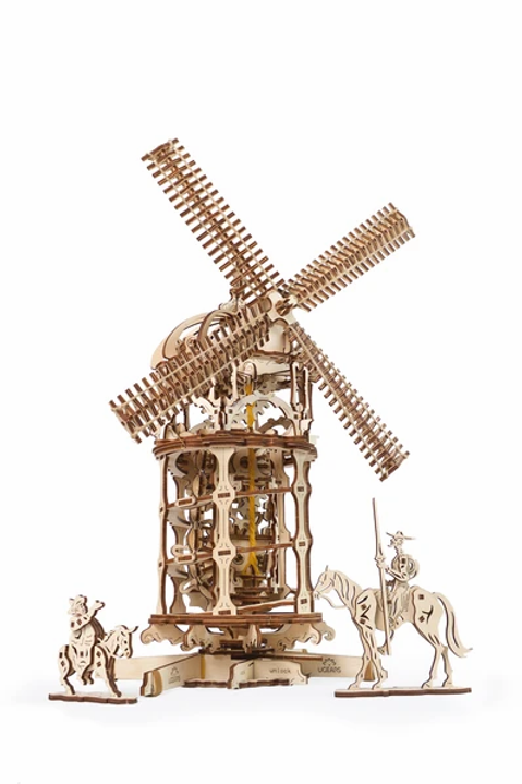Ugears Archballista & Tower ........ Wood Model Kit