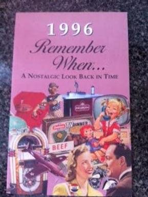 1996 Remember When Kardlet