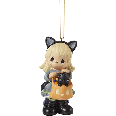 Have A Purr-fect Halloween Ornament
