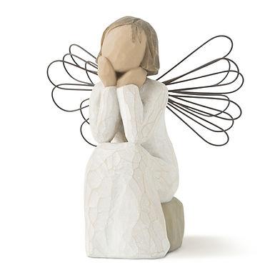 Angel of Caring ..... Demdaco Willow Tree