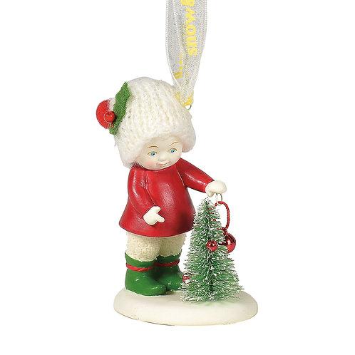 Tree Topper Ornament