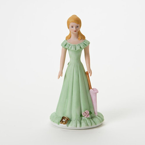 Grow Up Girls Blonde Age 15 ..... by Enesco
