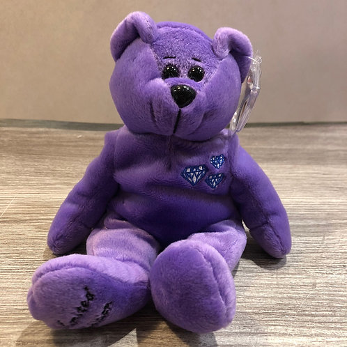 Plush Collecticritter Limited Edition Bear ..... Elizabeth Taylor