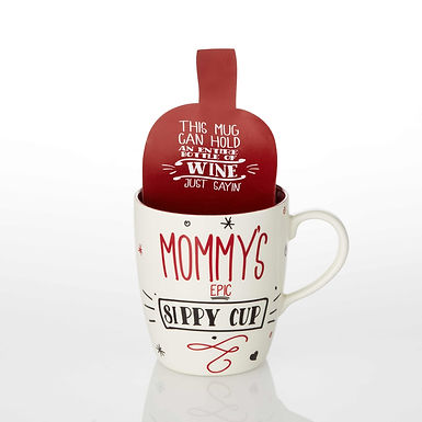 Epic Mommy's Sippy Cup