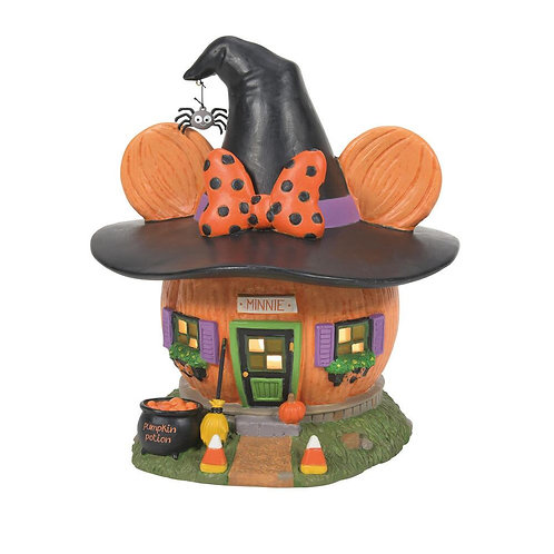 Minnie's Pumpkintown House