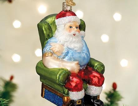 Santa Gets Vaccinated