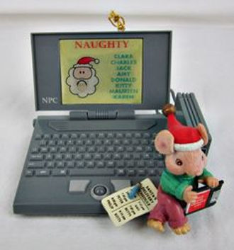 WWW.Happy Holidays!.COM Ornament