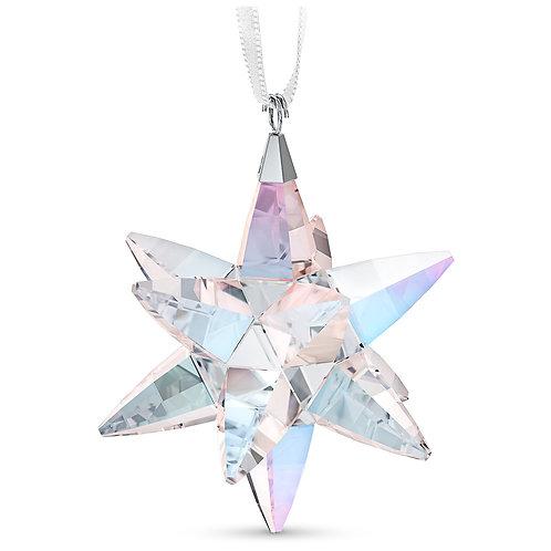 Classic Ornament Medium Star Shimmer