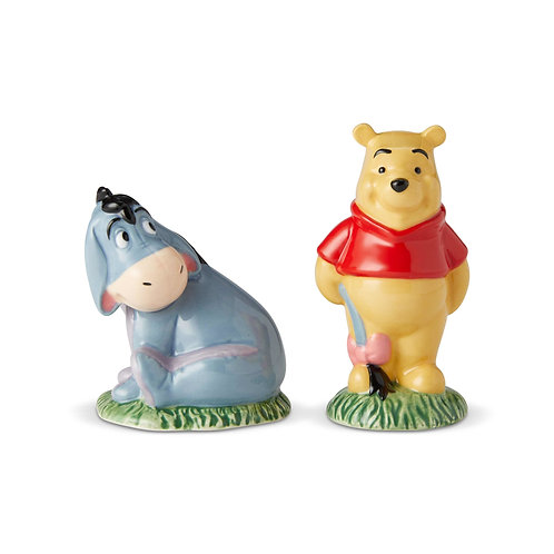 Pooh and Eejore Salt and Pepper Shakers
