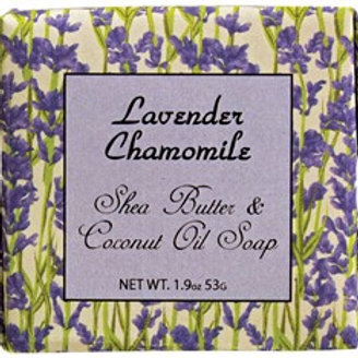 Habersham Lavender Chamomile ..... Shea Butter and Coconut Oil So