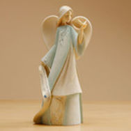 December Angel ..... Foundations by Karen Hahn