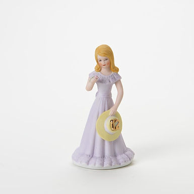 Blonde Age 12 ..... Grow Up Girls by Enesco