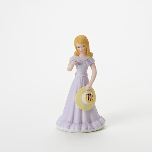 Grow Up Girls Blonde Age 12 ..... by Enesco