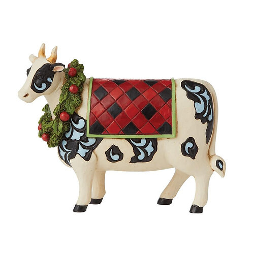 Holy Cow! It's Christmas!