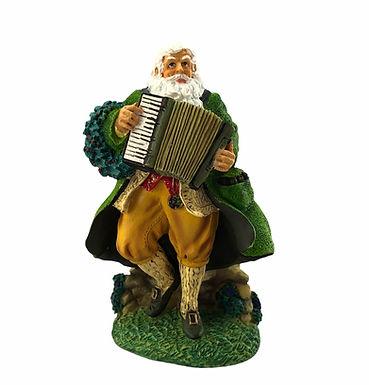 Miniature Irish Santa by Pipka