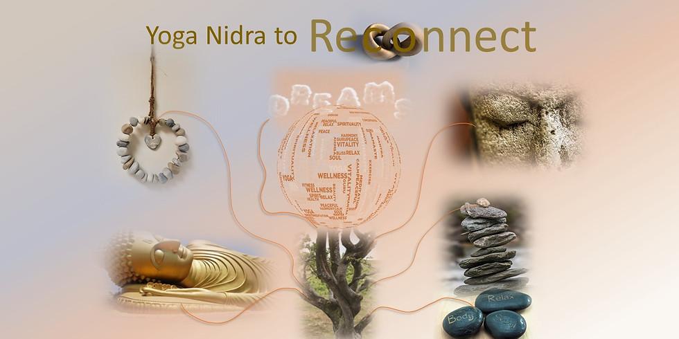 Yoga Nidra to Reconnect - Workshop