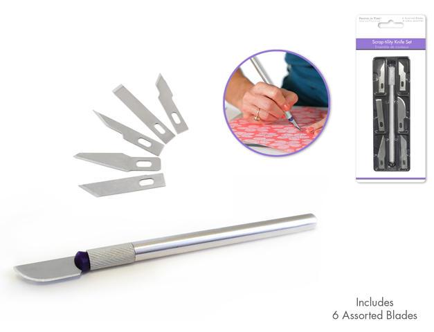 utility knife 6 blades