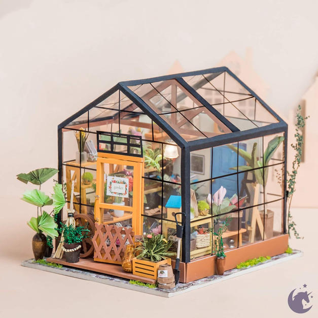 Cathy's Green House