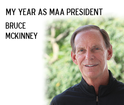 Mizzou's Future is Bright: Bruce McKinney reflects on his time as MAA President