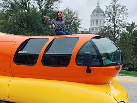A Year on the Hotdog Highways