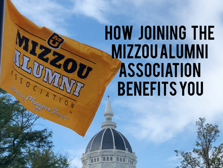 How Joining the Mizzou Alumni Association Benefits You