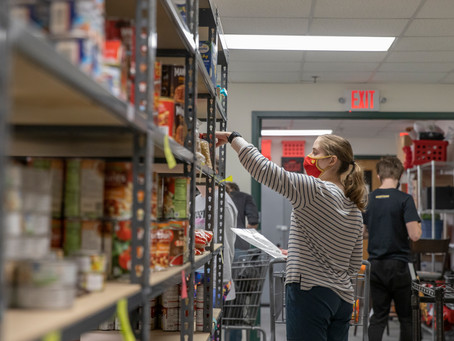 Tiger Pantry Thrives on MU Community Support