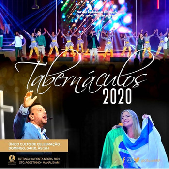 4 October, 2020: FEAST OF TABERNACLES in THE AMAZON!!