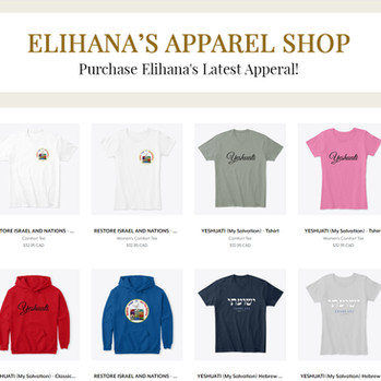 NEW APPARELS Released!