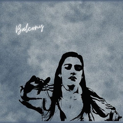 Izzie Walsh - Balcony - Single Artwork.j