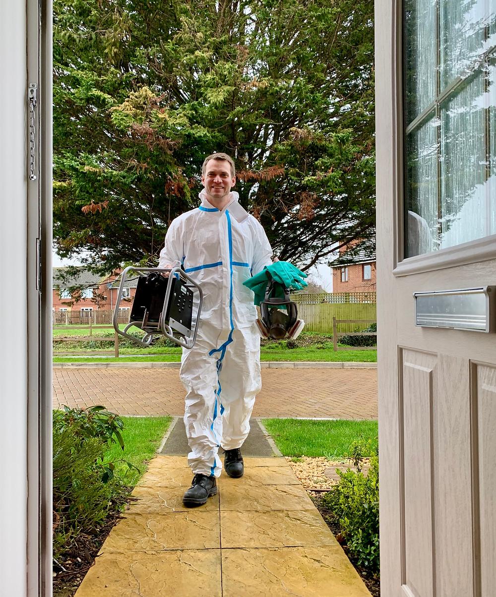 Pure Pest Solutions Coronavirus