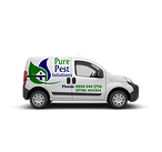 Pure Pest Solutions Van