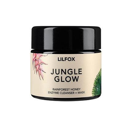Jungle Glow Rainforest Honey Enzyme Cleanser + Mask