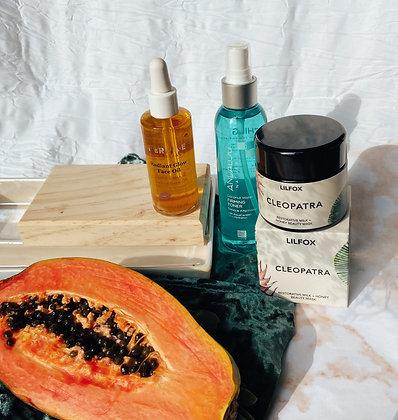 Dull Skin Essentials Routine
