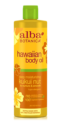 Hawaiian Body Oil