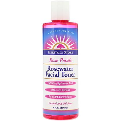 Rose Petals Rosewater Toner