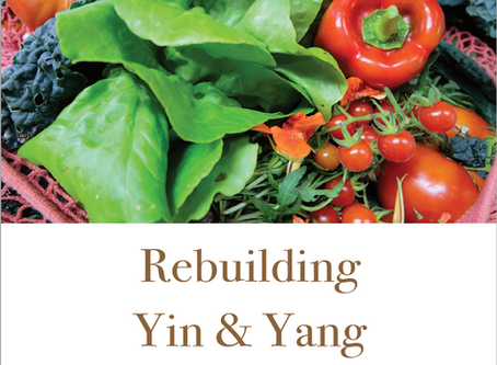 Yin & Yang: rebuilding the constitution