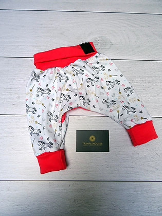 Sarouel bébé licornes
