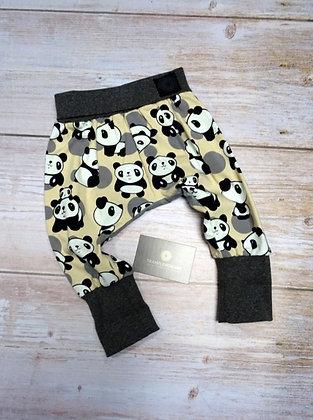 Sarouel bébé panda crème