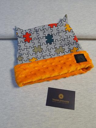 Bonnet enfant puzzle