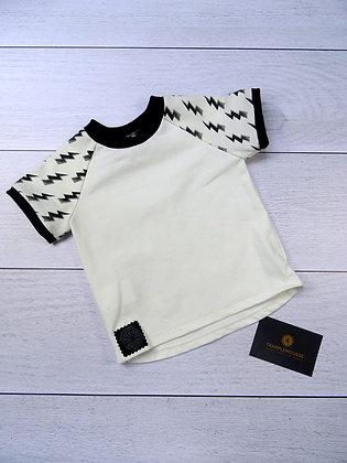 T-shirt bébé éclairs