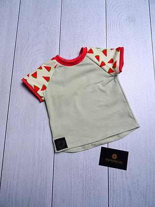 T-shirt bébé Pastèque