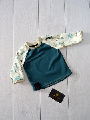 T-shirt bébé suricates