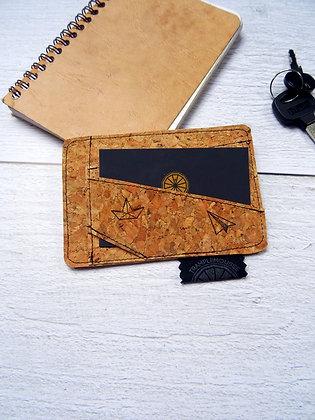 Porte-carte mappemonde
