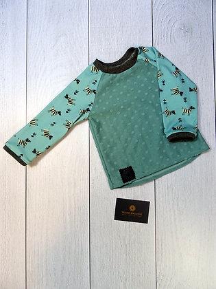 T-shirt petits zèbres