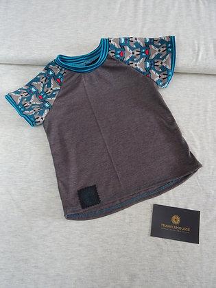 T-shirt bébé renard