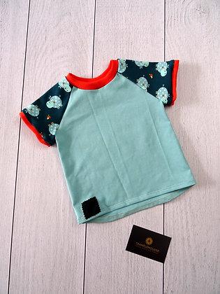 T-shirt bébé Popotame
