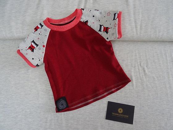 T-shirt bébé Super-chaton