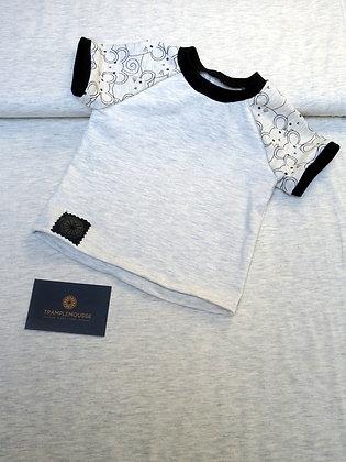 T-shirt bébé petite souris